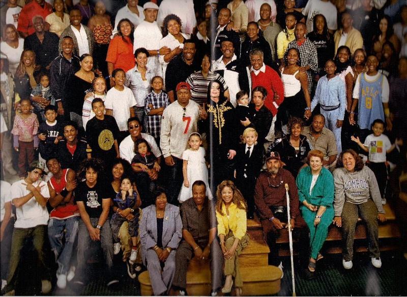 E' morto il cognato di MJ, marito di Rebbie Family10