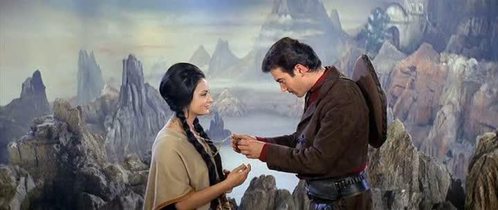 Les mercenaires du Rio Grande ( I Violenti di Rio Bravo ) –1965- Robert SIODMAK Vlcsna36