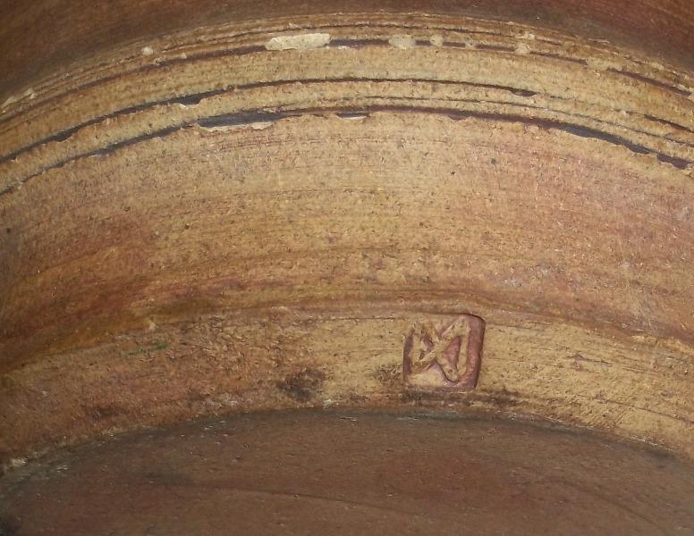 Nigel Buchanan-Wollaston Pottery, BW Pottery, Byfield, Northants.  Copy_o11