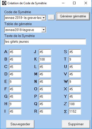 La Prophétie de la Symétrie Miroir - Page 28 Annee213