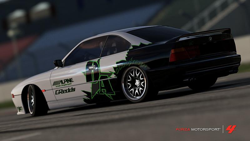 Photos de Série 8 dans les jeux vidéo Forza-12