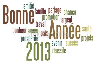 Bonne Année 2013 !! Ba201310
