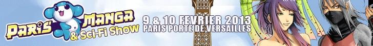 PARIS MANGA 15 - 9 & 10 février 2013 Banier10