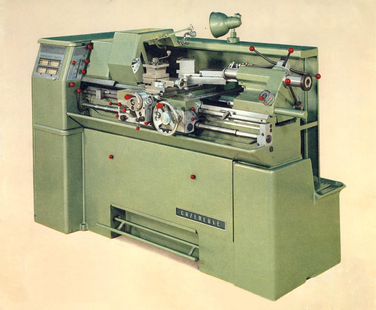 Cazeneuve 360 HBX & HBX 360-I (+ 590 HBX ) Brosjy10