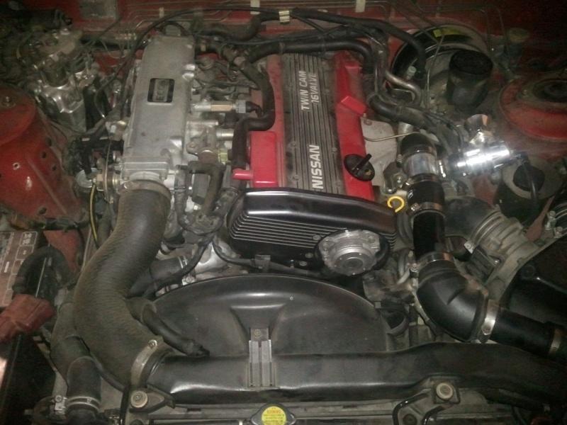 [ VENDUE ]     Vends Nissan 200SX RS13 20121210