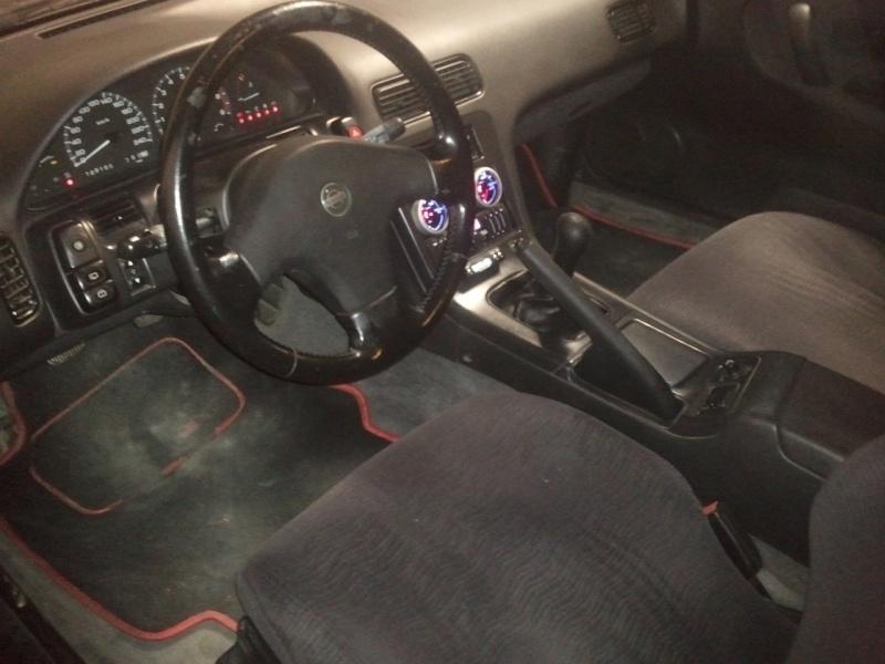 [ VENDUE ]     Vends Nissan 200SX RS13 20121212