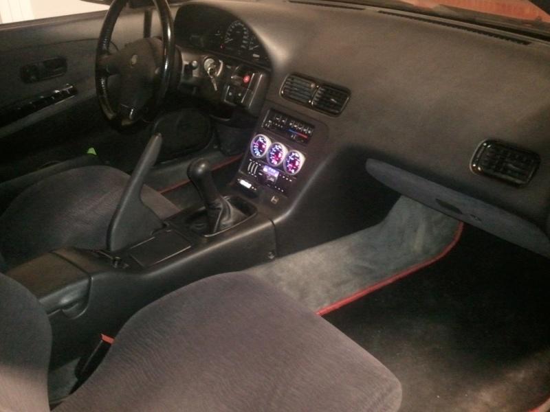 [ VENDUE ]     Vends Nissan 200SX RS13 20121213