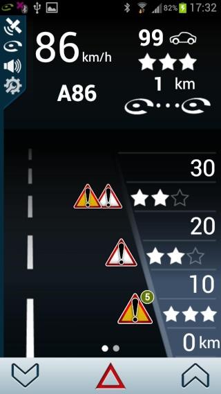 [APPLICATION WINDOWSPHONE 8.x - ICOYOTE] Aide a la conduite [Gratuit|Payant] 72540410