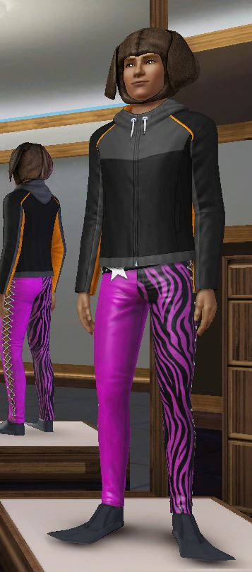 Sims Who Dressed in the Dark - Post Your Pics Here [2013-2015] Fashio10