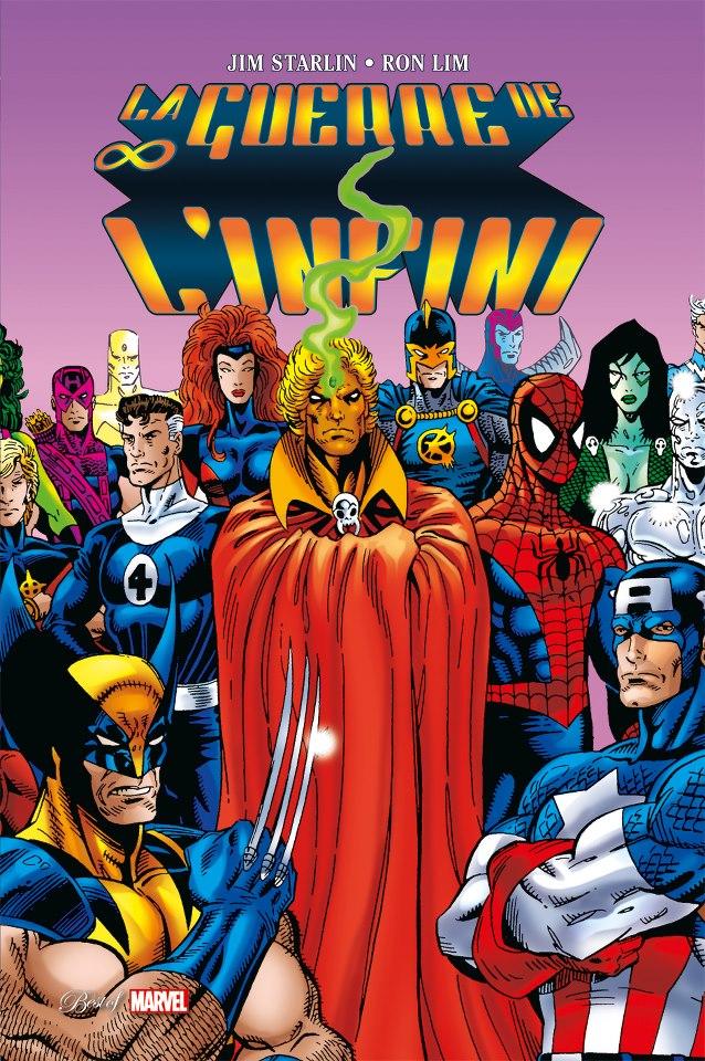 La Guerre de l'Infini [Best of Marvel] 18211510