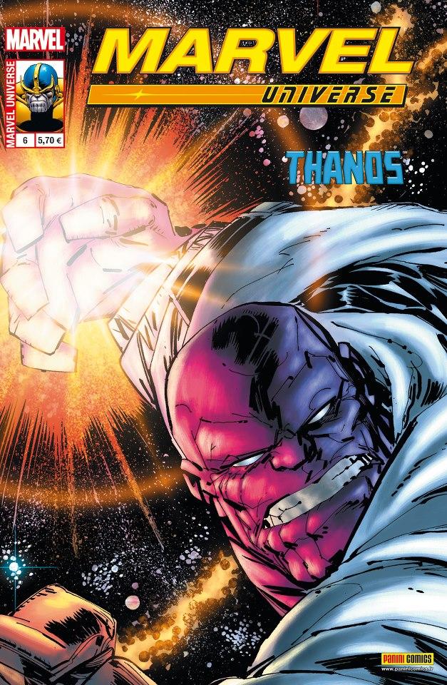 Marvel Universe (vol.2) [Bimestriel] 18225810