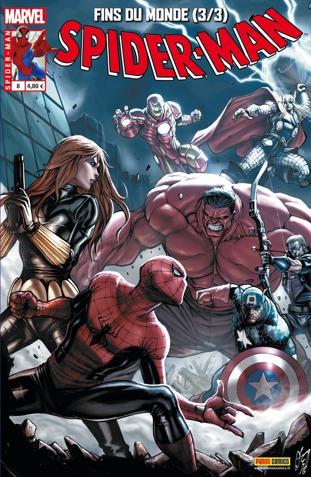 Spider-Man (vol.3) [Mensuel] 30426510