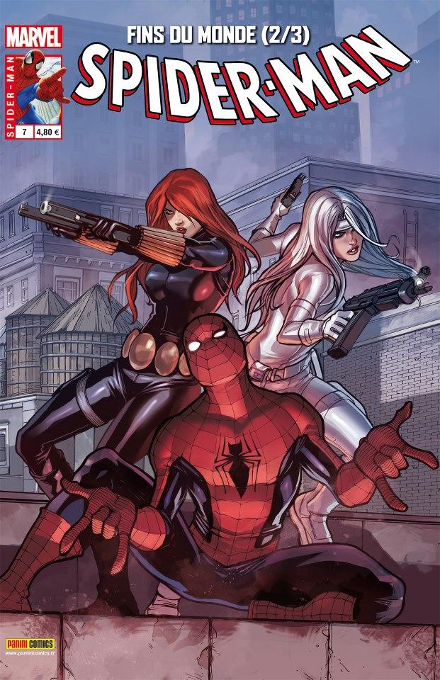 Spider-Man (vol.3) [Mensuel] 37540010