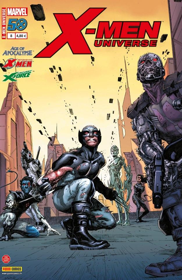 X-Men Universe (vol.3) [Mensuel] 60295810