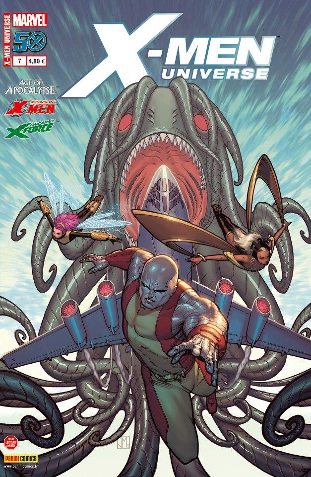 X-Men Universe (vol.3) [Mensuel] 9649_110