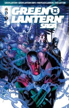 Green Lantern Saga [Mensuel] 97823618