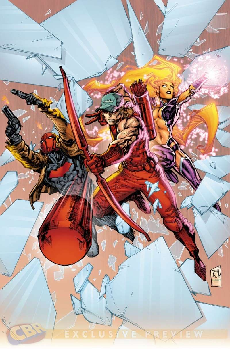 Red Hood and the Outlaws [Nouvelle Série] - Page 3 News_i33