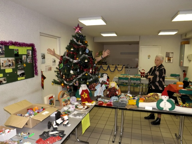 sapin de Noël  Dscf2111