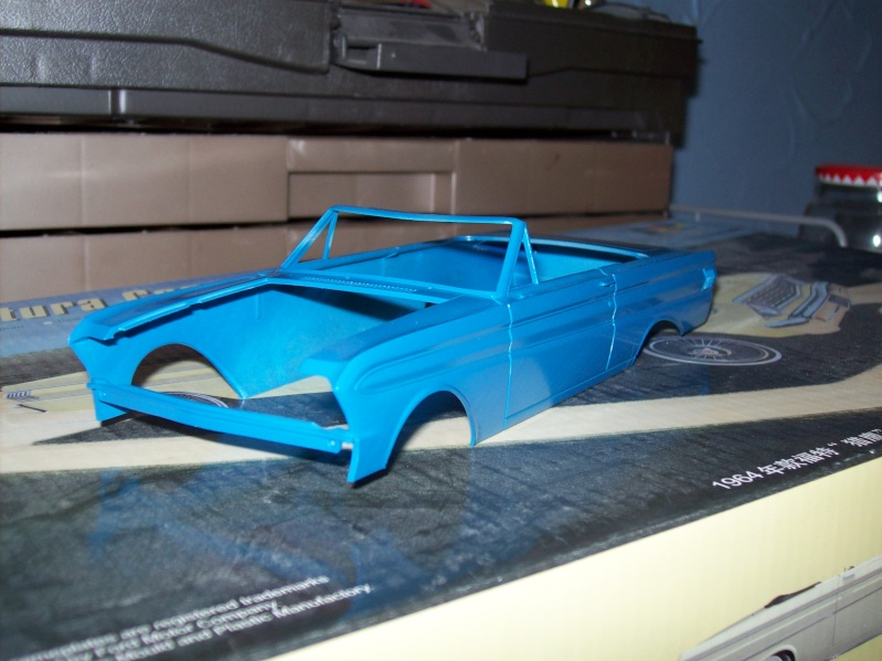 Ford Falcon 1964(Pete Ross car) Falcon10