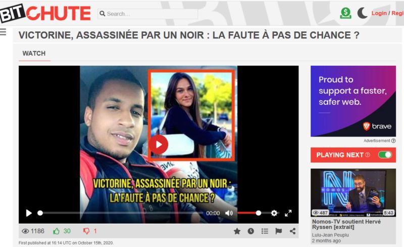 Crime racial sexuel couvert par la république maçonnique : Victorine, assassinée par un noir : la faute à pas de chance ? Affair10