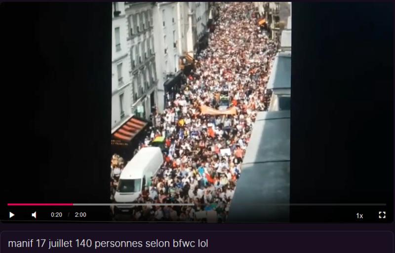 """La """"Une TV"""" de Richard Boutry (alias Ricardo)  - Présentation et live de lancement Manif_10"""