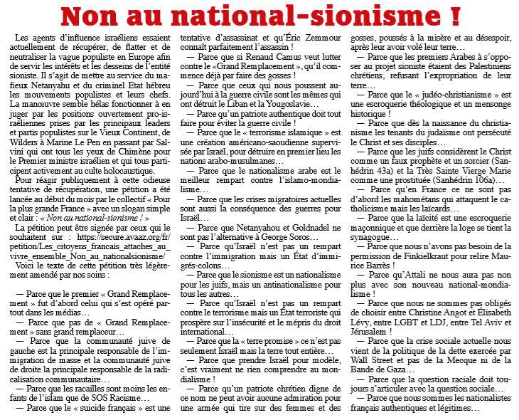 Actualités de Johan Livernette - Page 7 Non-au10