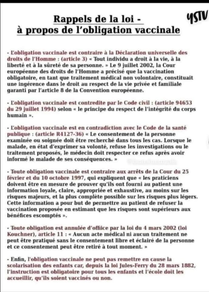 """Les étranges """"coïncidences"""" du Coronavirus : une arme qui tombe à pic dans l'agenda mondialiste... hasard ou calendrier occulte ? - Page 6 Obliga10"""