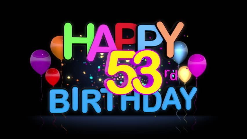 Happy Birthday Hestikazzi 53rd_b10