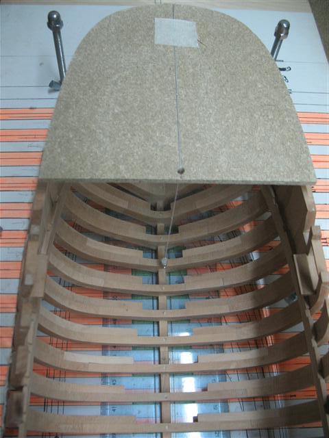 La Belle 1684 scala 1/24  piani ANCRE cantiere di grisuzone  Img_7521