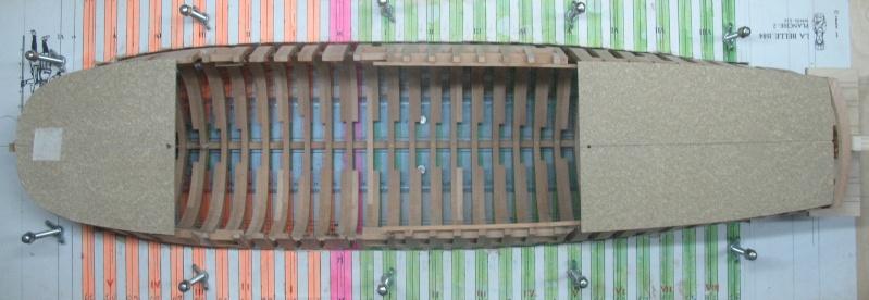 La Belle 1684 scala 1/24  piani ANCRE cantiere di grisuzone  Modifi11