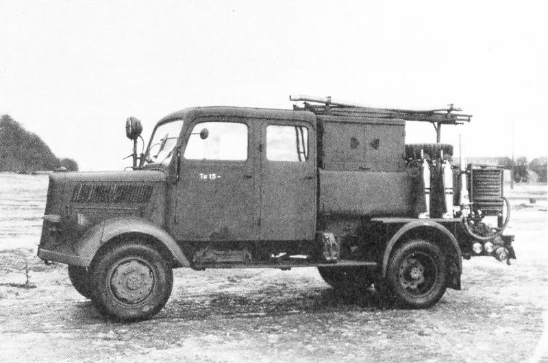 FW-Fahrzeuge nach dem Krieg von Hartmut Opel_t10