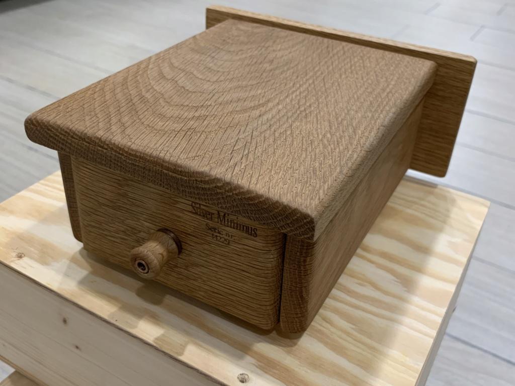 Entreq Silver Minimus Ground Box Img_3221