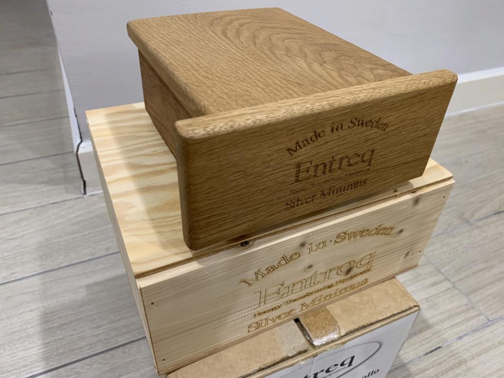 Entreq Silver Minimus Ground Box Img_3222