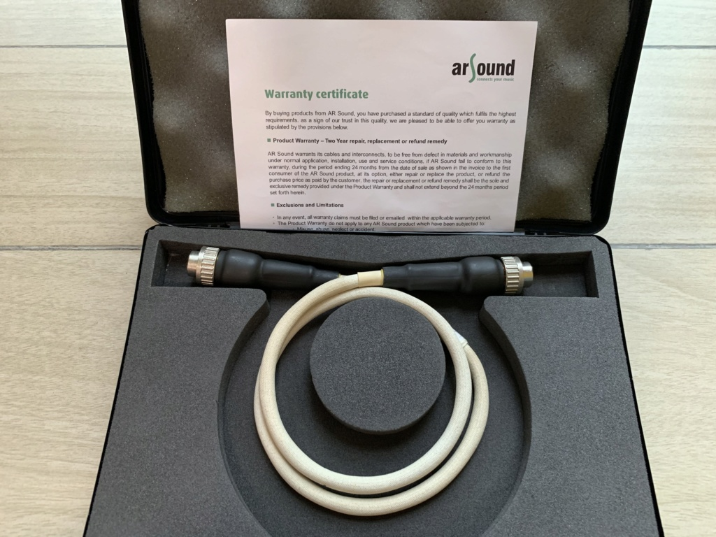 AR Sound Lunar 1 Meter Din5 to Din5 Cable For Naim SOLD Img_3719