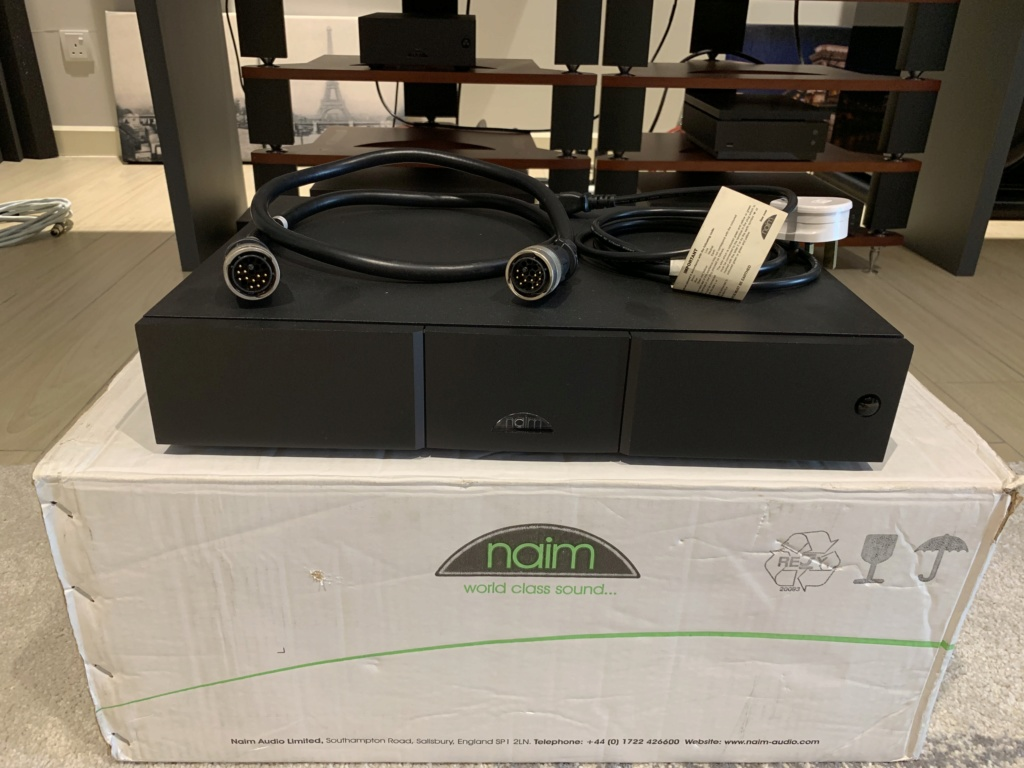 Naim XPS-2 Power Supply Img_5611