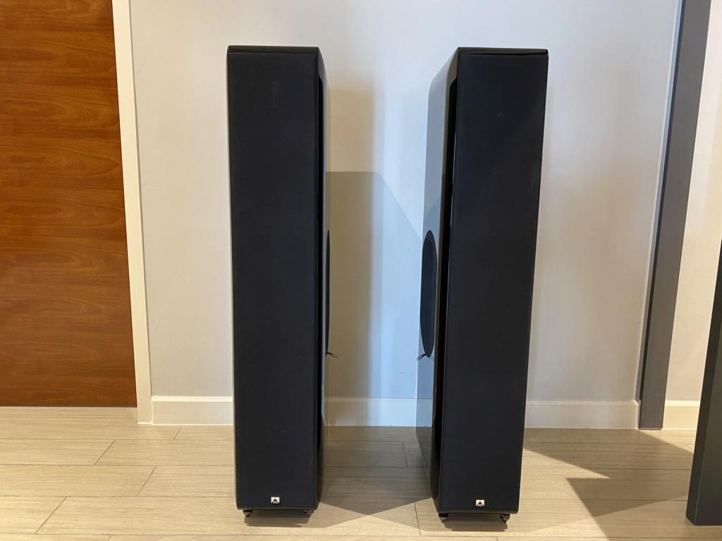 XTZ 99.38 MKII 3-Way Floor Stand Loudspeaker (RM4500) Img_8211