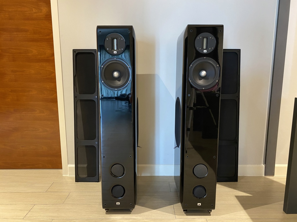 XTZ 99.38 MKII 3-Way Floor Stand Loudspeaker (RM4500) Img_8215