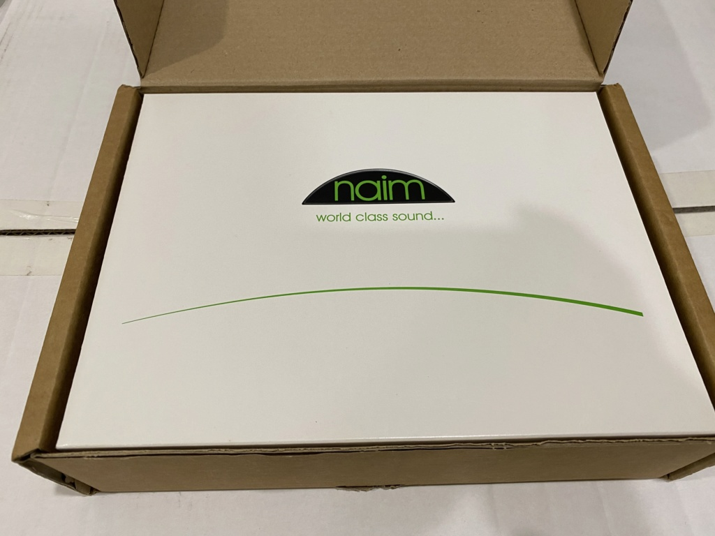 Naim Hi-Line 5 Pin to 5 Pin Interconnect Cable (RM1650) Img_8817