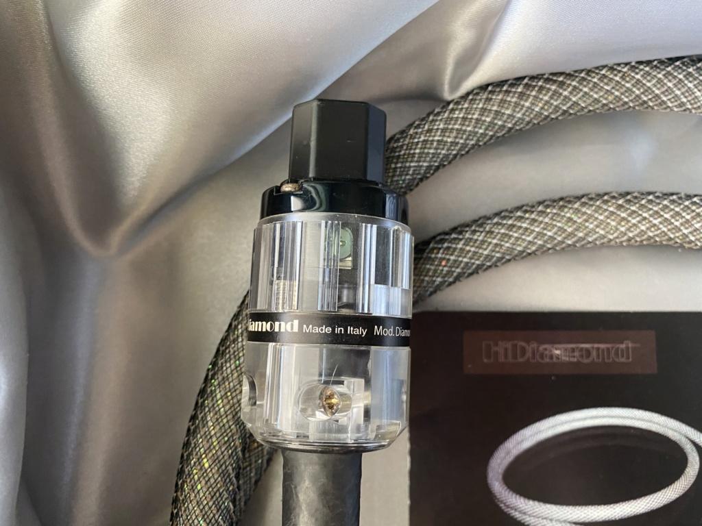 HiDiamond P3.5 US Power Cord(2M) Price Reduced Img_9020