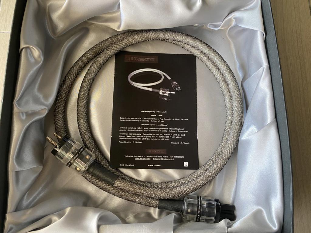 HiDiamond P3.5 US Power Cord(2M) Price Reduced Img_9021