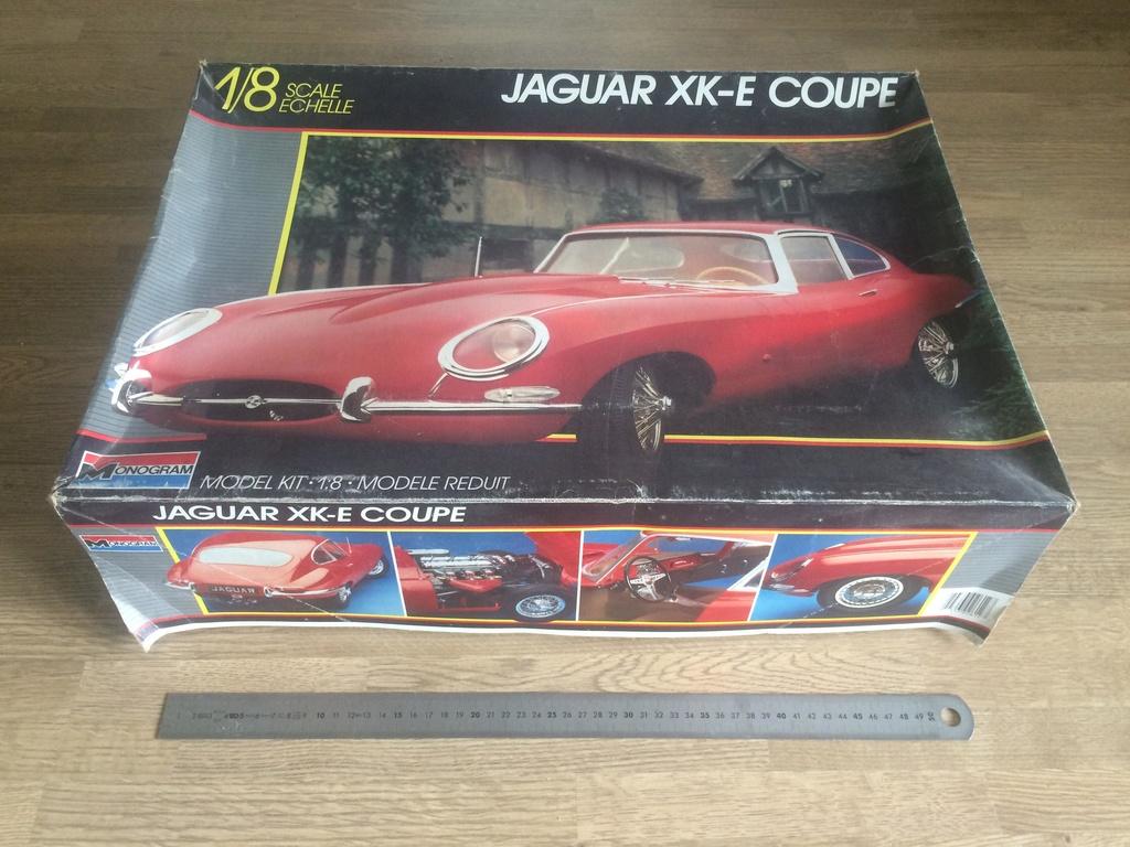 Jaguard Type E 1/8 Receiv10