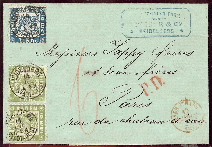 Baden: Schöne Briefe aus Heidelberg - Seite 2 23232510