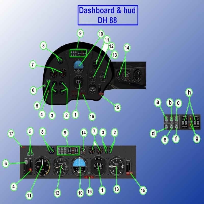 DH-88 Comet pilot's manual (English) Dh-88_10