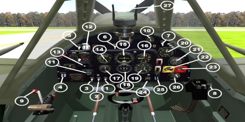 Manuel du pilote de Spitfire MK IX Spitfi10