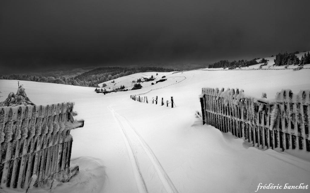 pistes de ski A0155211