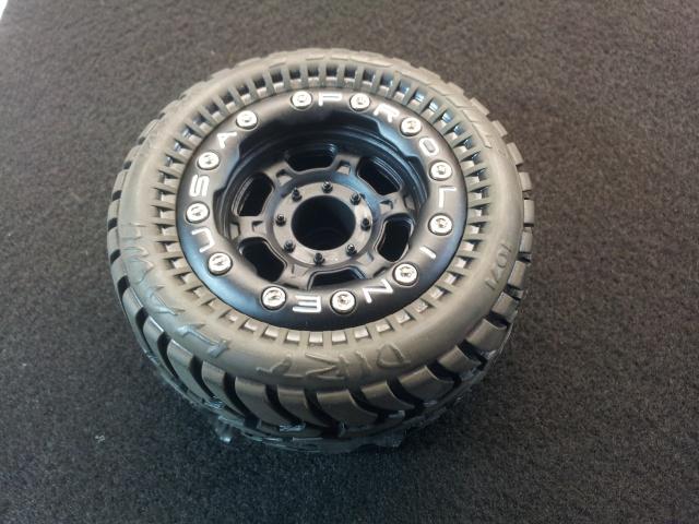Poids d'une roue Proline pour Merv 20130121