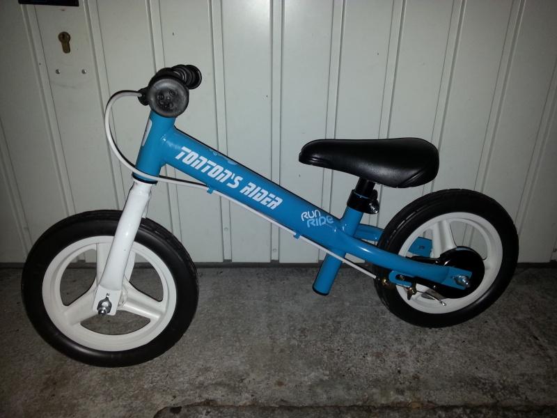 [Niko-Tonton's Rider] Mon spad et celui de mon fils 20130110