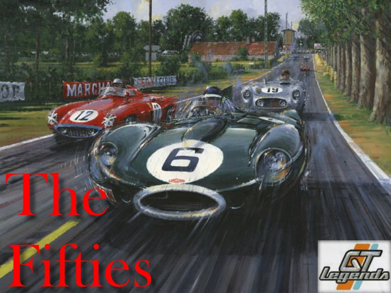 "www.simracing.org.uk - GTL - UKGTL Season 13 ""The Fifties"" Thefif12"