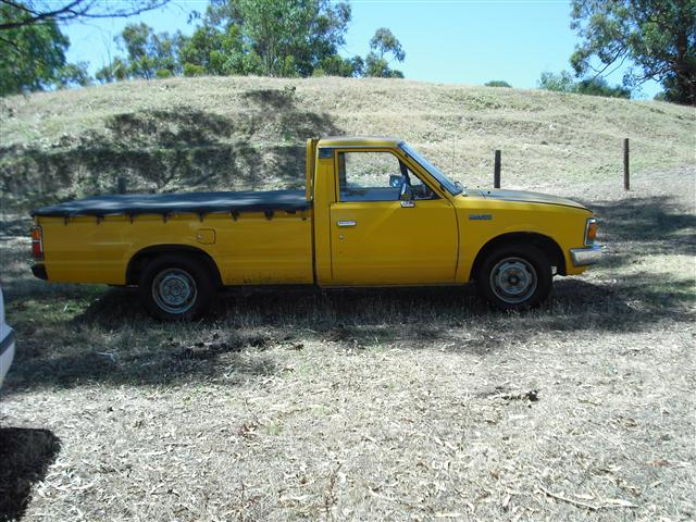 wanted: cheap ute Jubile10