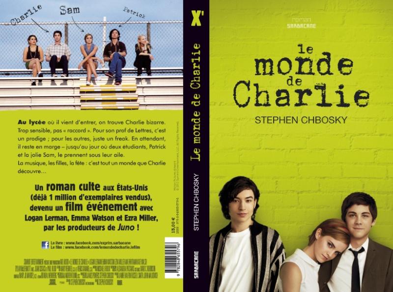 LE MONDE DE CHARLIE - PAS RACCORD de Stephen Chbosky Chbosk10